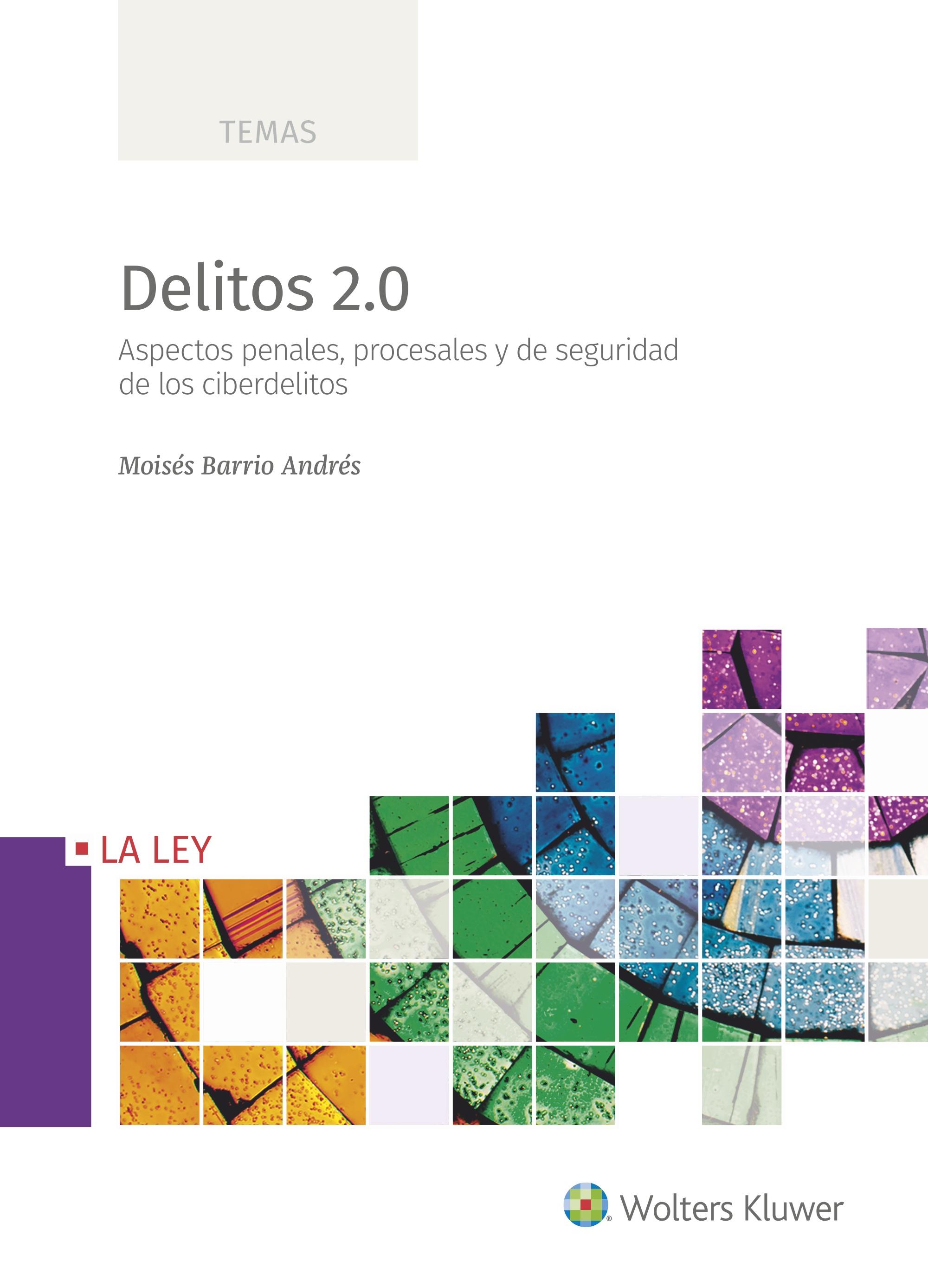 DELITOS 2.0.ASPECTOS PENALES, PROCESALES Y DE SEGU