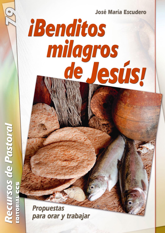 ¡Benditos milagros de Jesús!   «Propuestas para orar y trabajar»