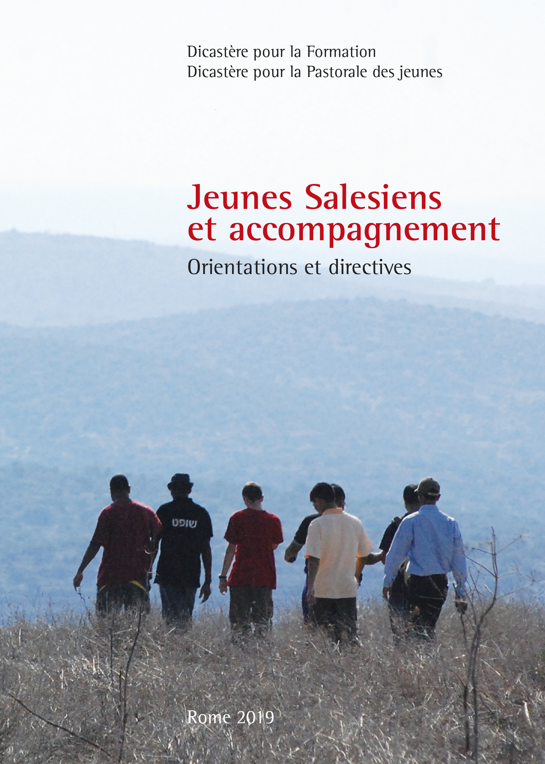 Jeunes Salesiens et accompagnement   «Orienations et directives»