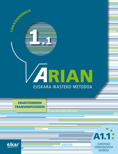 Arian A1.1. Lan-koadernoa «(+erantzunak)»