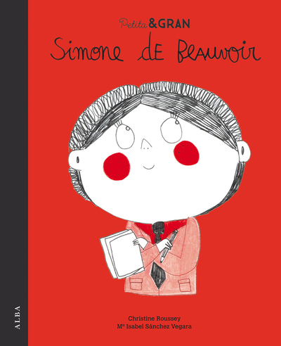 Petita & Gran Simone de Beauvoir
