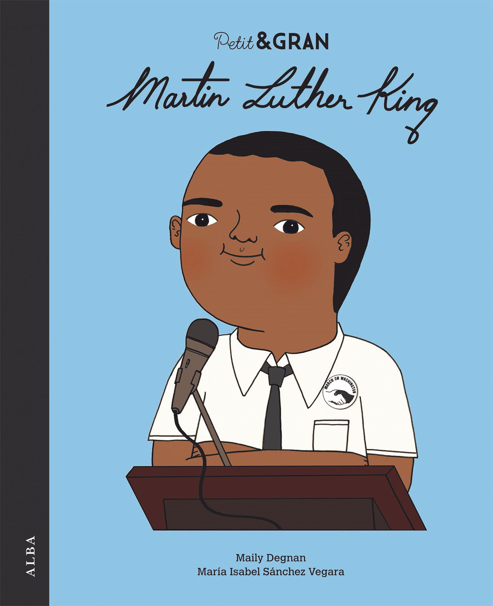 Petit & Gran Martin Luther King (9788490656402)