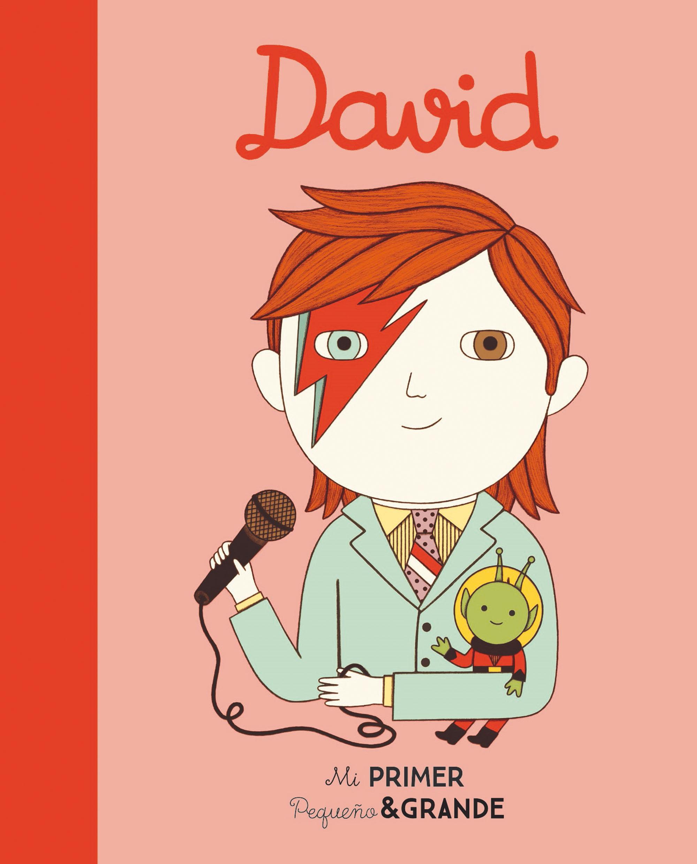 Mi primer P&G David Bowie