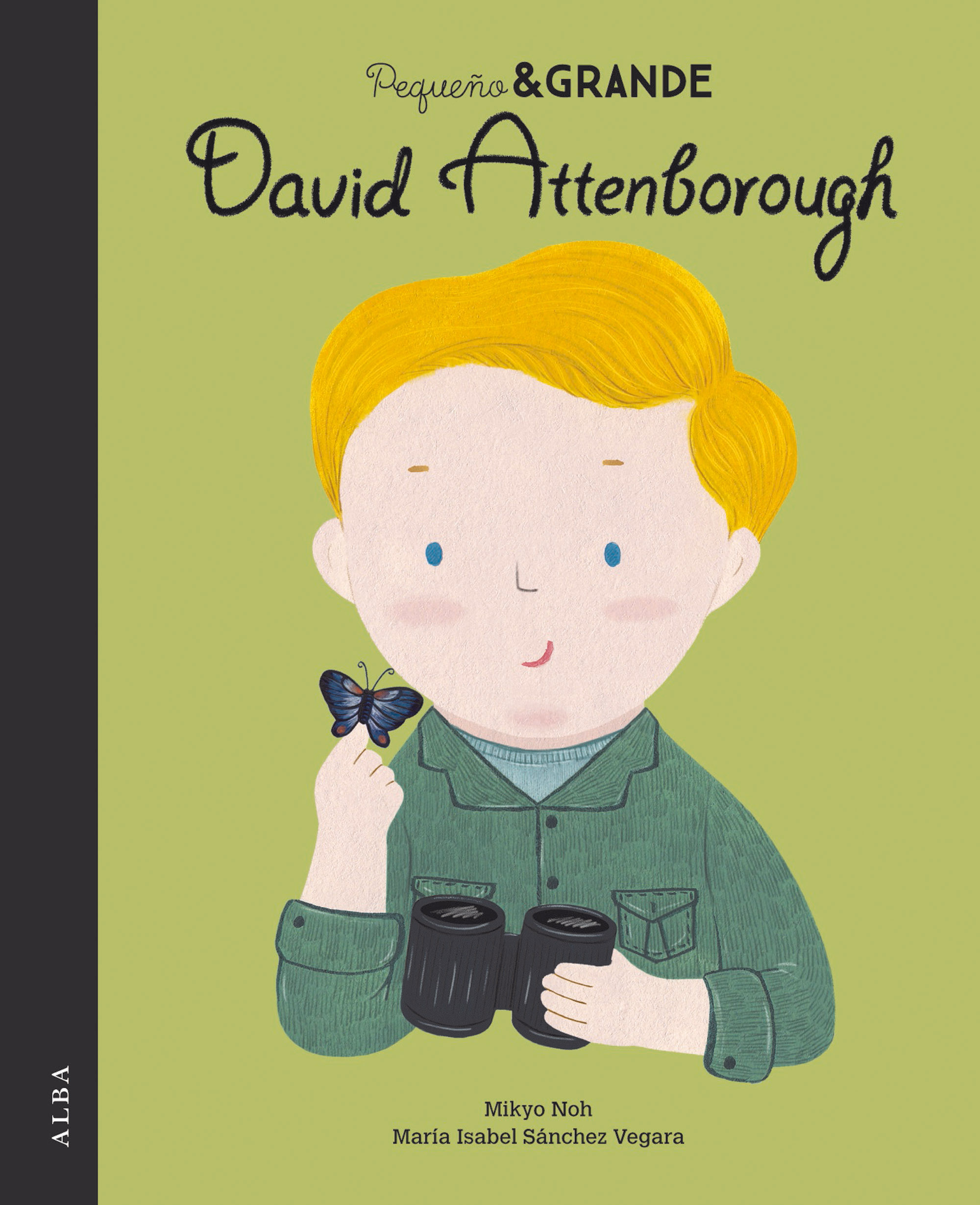 Pequeño & Grande David Attenborough (9788490656846)