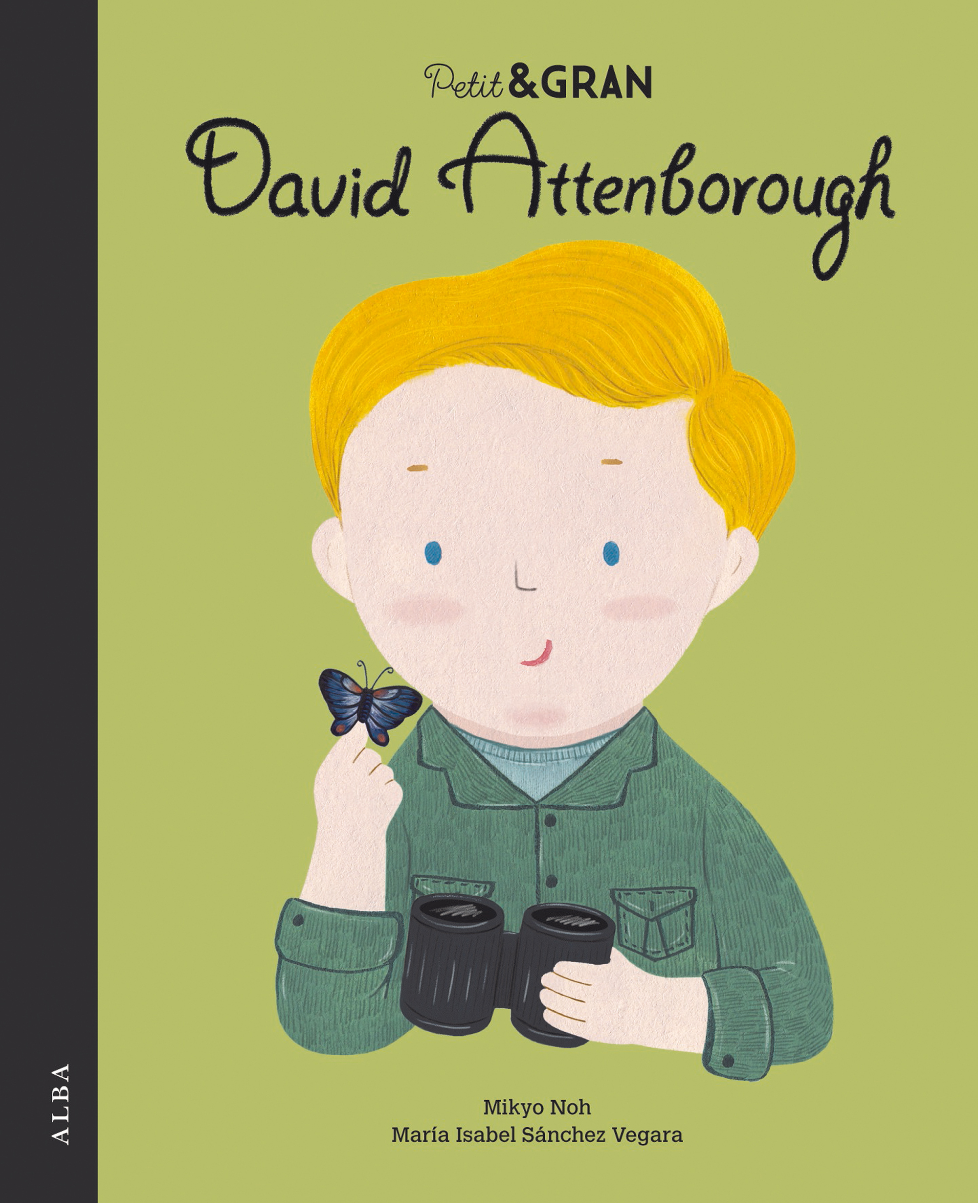 Petit & Gran David Attenborough (9788490656853)