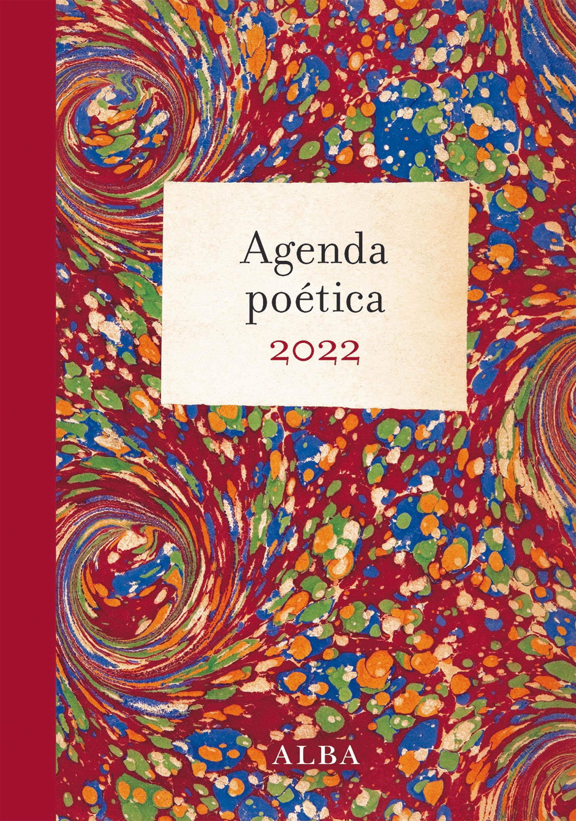 Agenda poética 2022