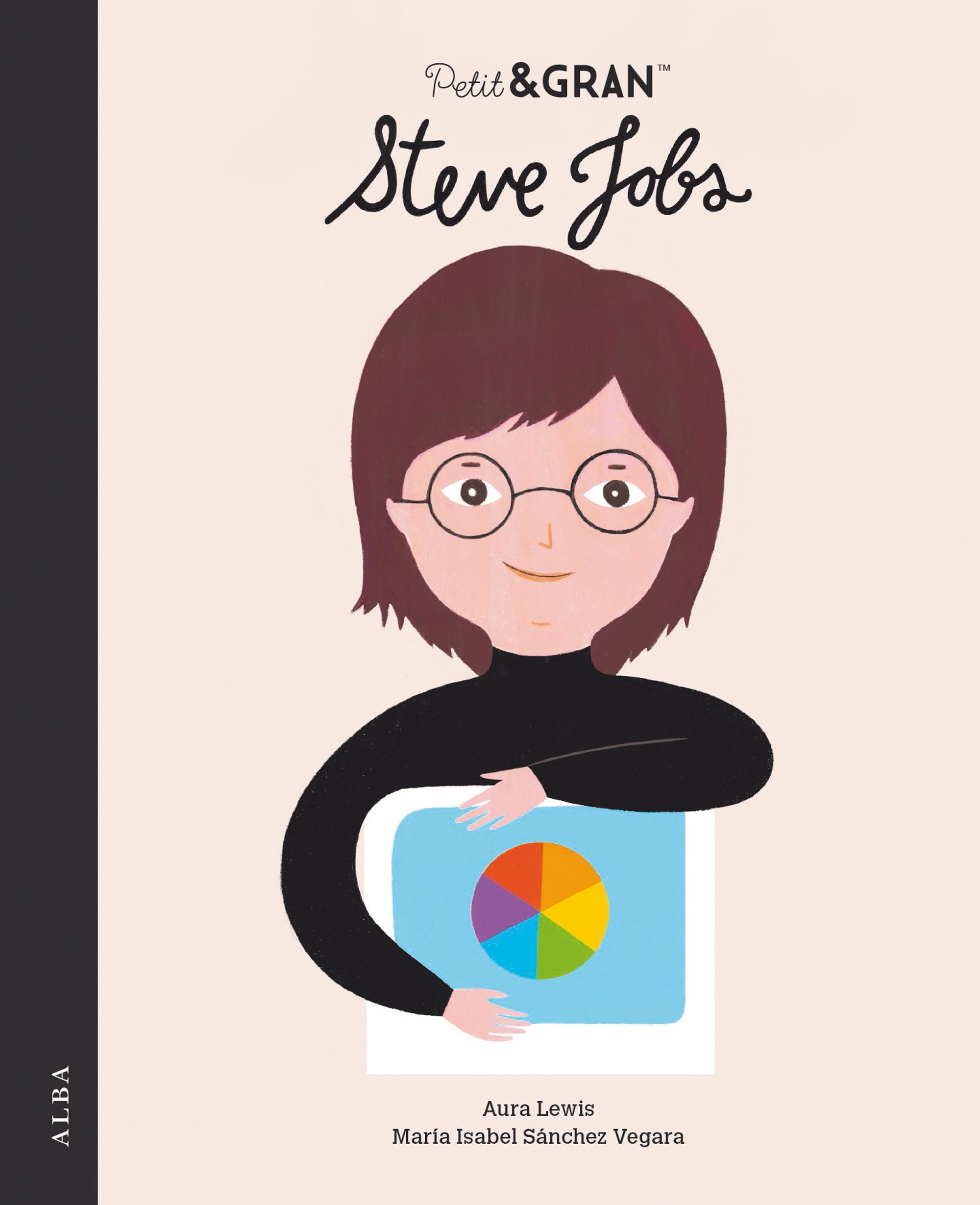 Petit&Gran Steve Jobs