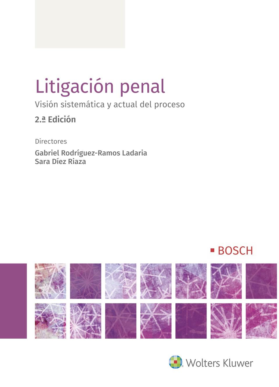 Litigación penal   «Visión sistemática y actual del proceso»