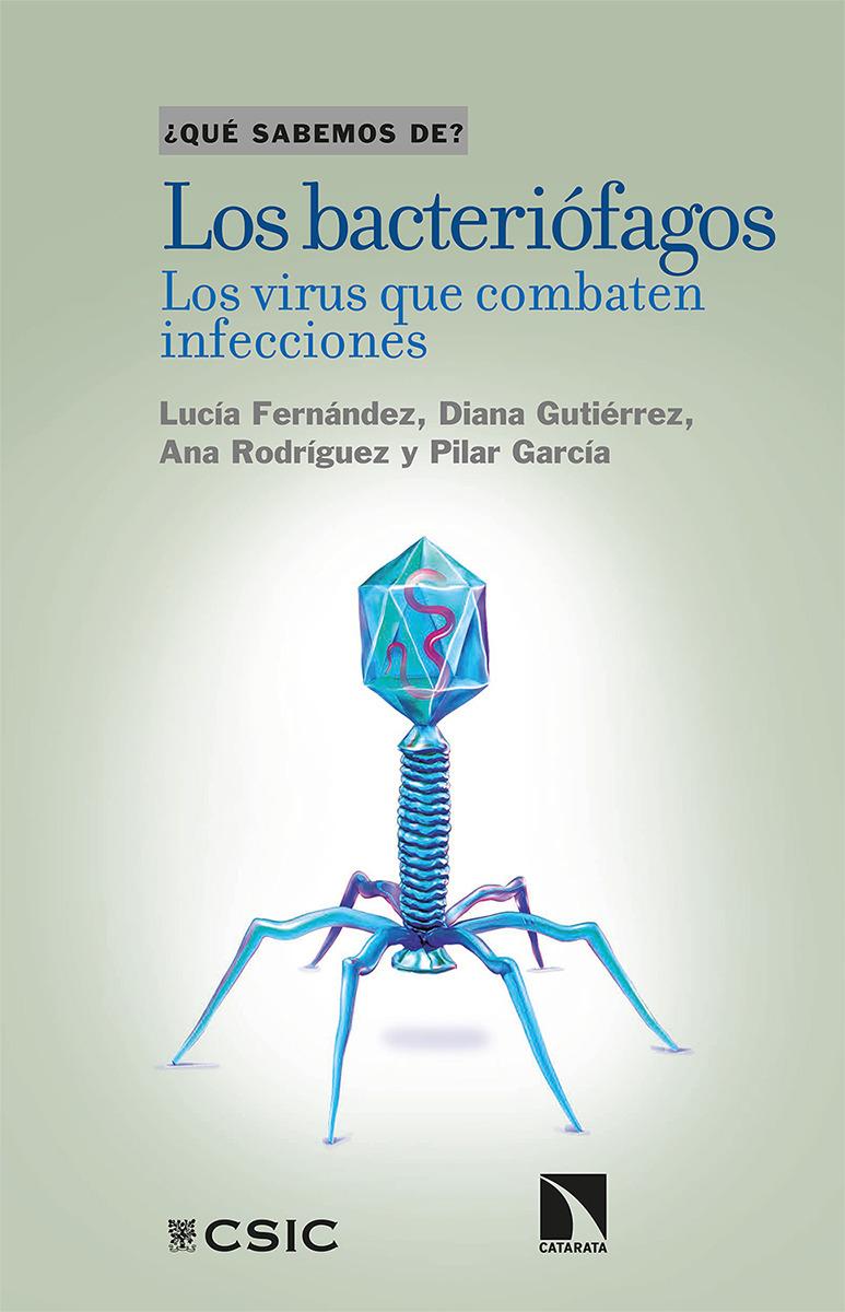 Los bacteriófagos   «Los virus que combaten infecciones»