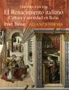 El Renacimiento italiano   «Cultura y sociedad en Italia»