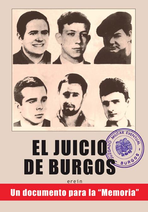 El juicio de Burgos   «Un documento para la