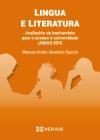 ABAU 2019. Lingua e literatura. Avaliación de bacharelato para o acceso á Universidade