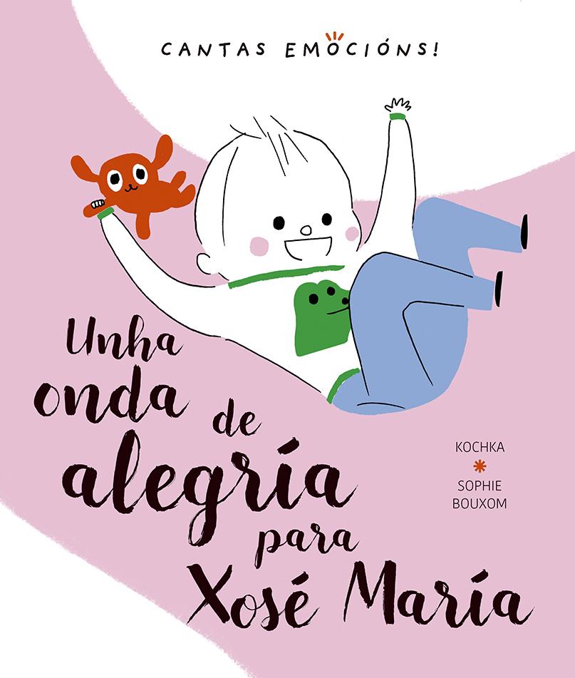 UNHA ONDA DE ALEGRIA PARA XOSE MARIA