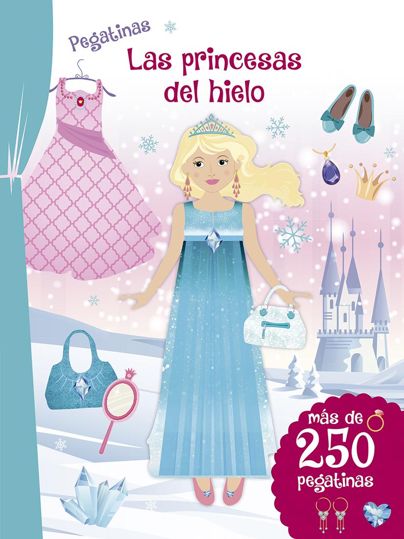 Pegatinas - Las princesas del hielo