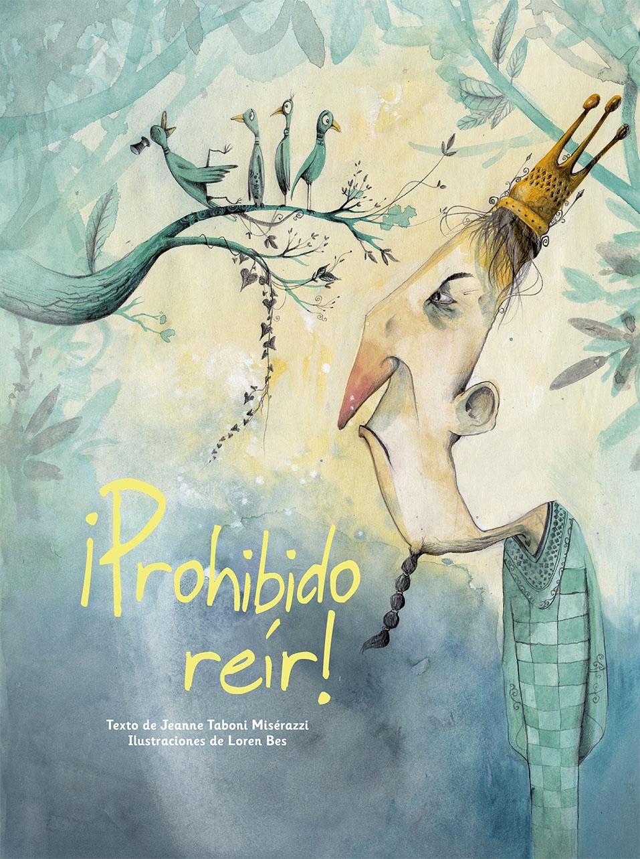 PROHIBIDO REIR