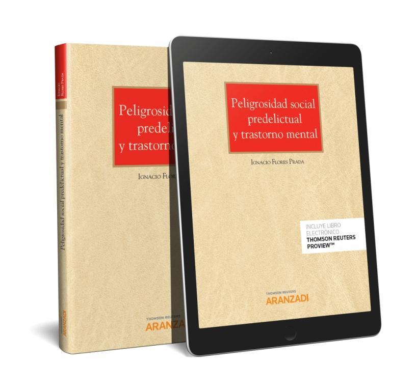 PELIGROSIDAD SOCIAL PREDELICTUAL Y TRANSTORNO MENTAL (UDO)