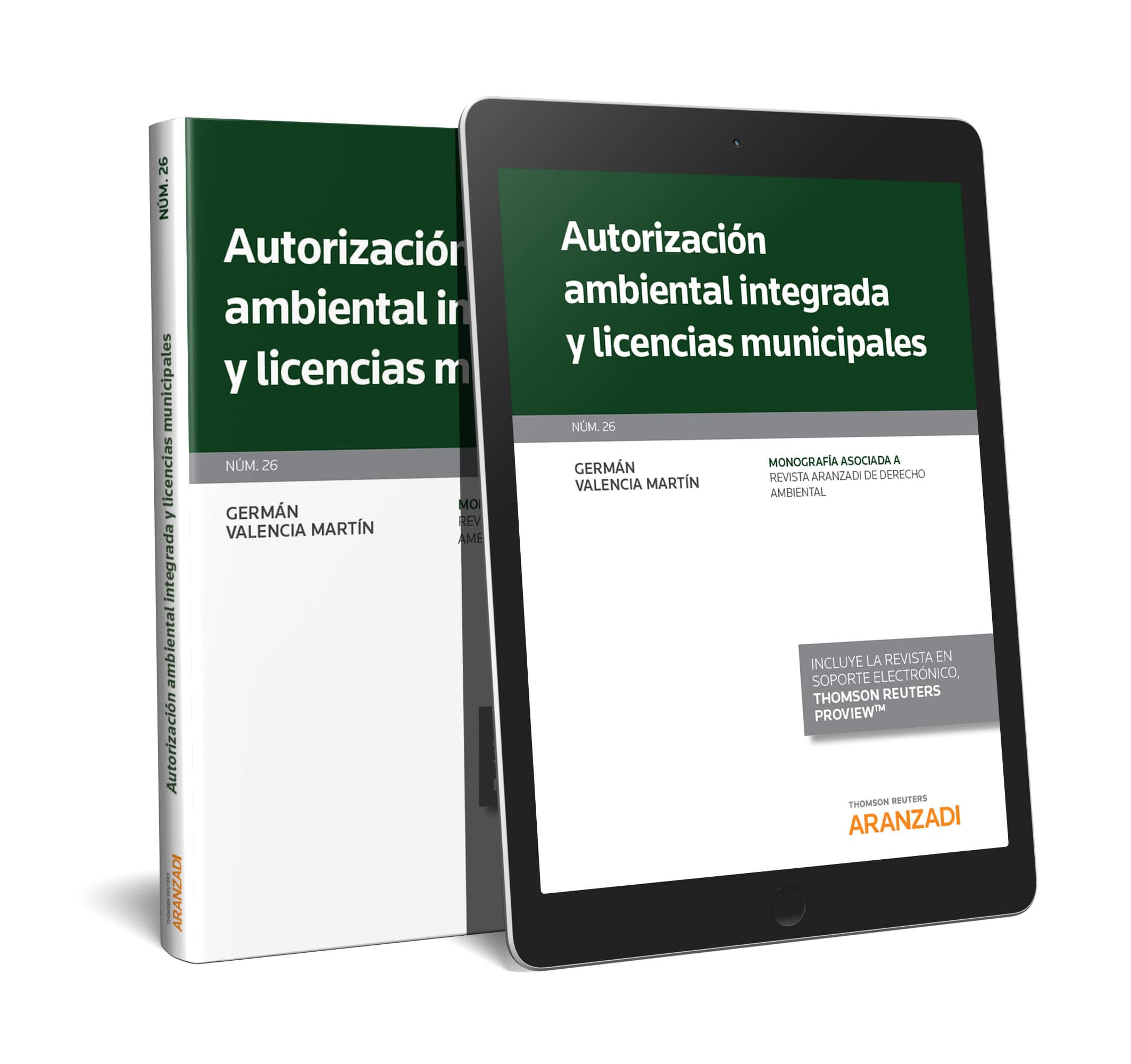 AUTORIZACION AMBIENTAL INTEGRADA Y LICENCIAS MUNICIPALES