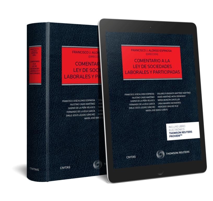 COMENTARIO A LA LEY DE SOCIEDADES LABORALES Y PARTICIPADAS (DUO)