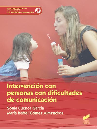 INTERVENCION CON PERSONAS CON DIFICULTADES