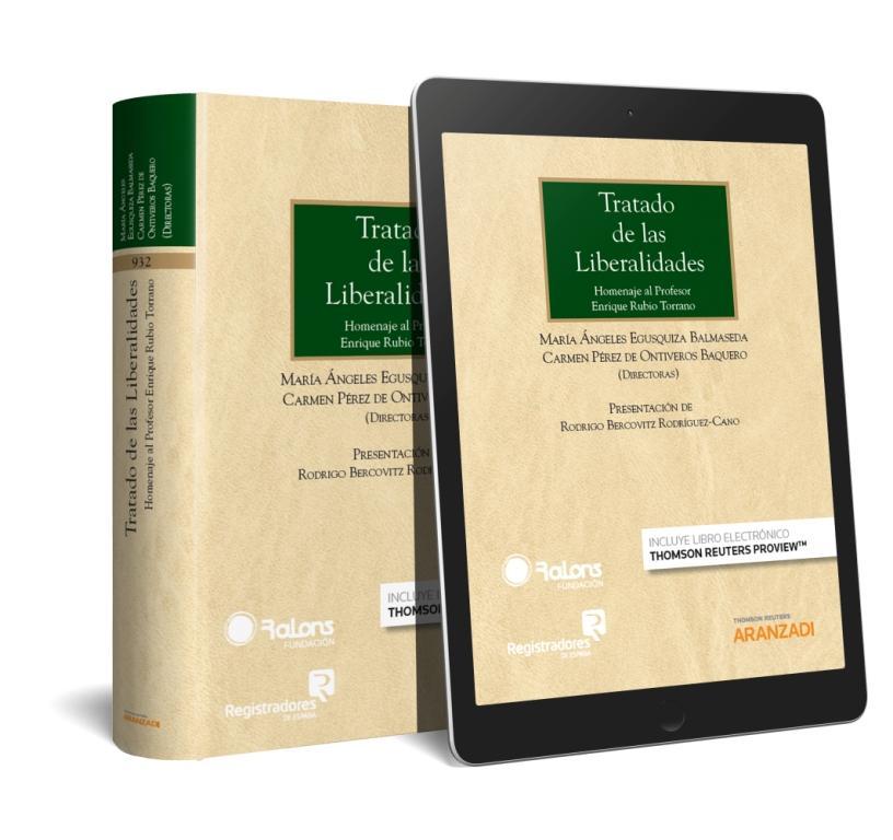 TRATADO DE LAS LIBERALIDADES (DUO)