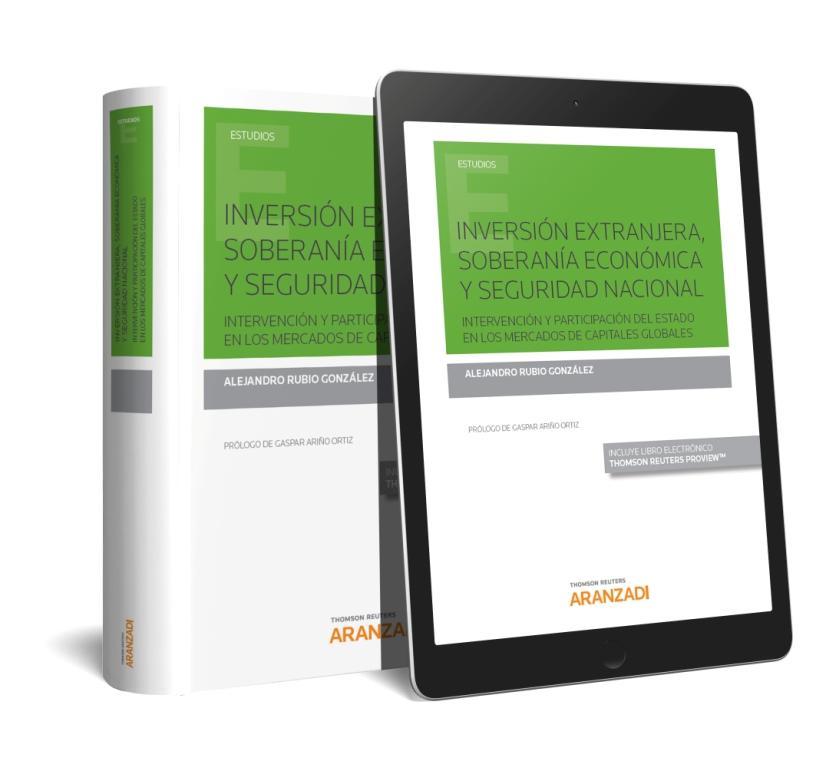 INVERSION EXTRANJERA SOBERANIA ECONOMICA Y SEGURIDAD NACIONAL