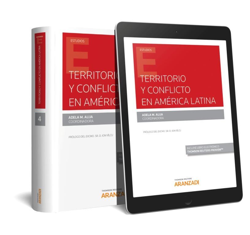 TERRITORIO Y CONFLICTO EN AMERICA LATINA (DUO)