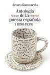 9Antología de la poesía española (1890-1939)