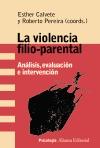 0La violencia filio-parental