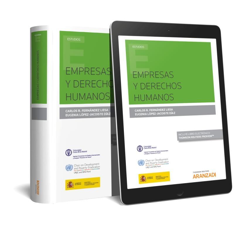 Empresas y Derechos Humanos (Papel + e-book)