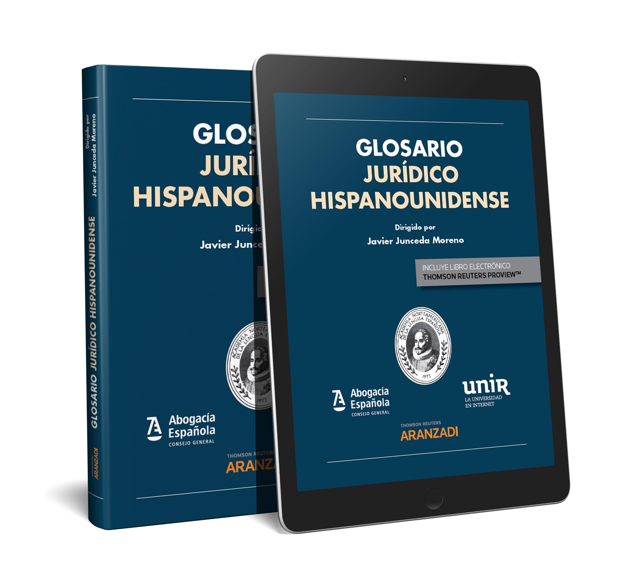 GLOSARIO JURÍDICO HISPANOUNIDENSE (DÚO)