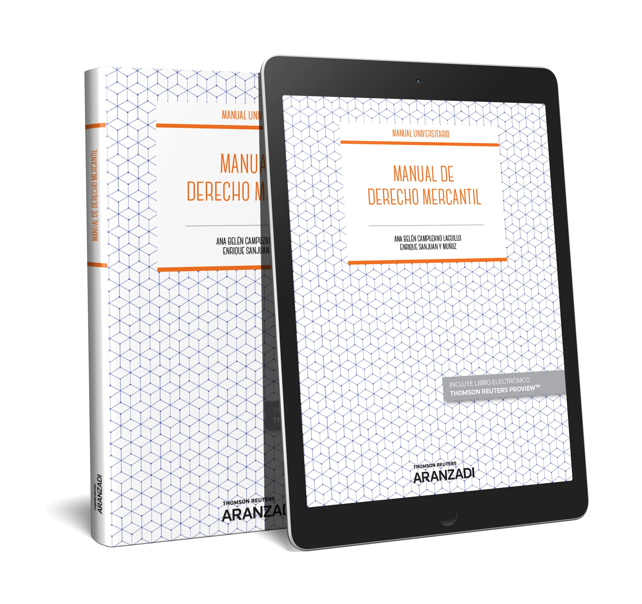 Manual de Derecho Mercantil (Papel + e-book) (9788491973225)