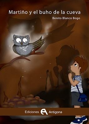 Martiño y el búho de la cueva