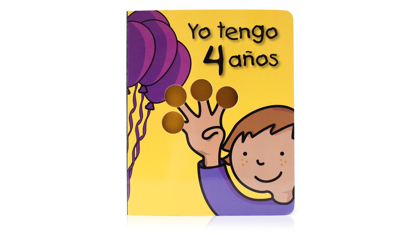 YO TENGO 4 AÑOS