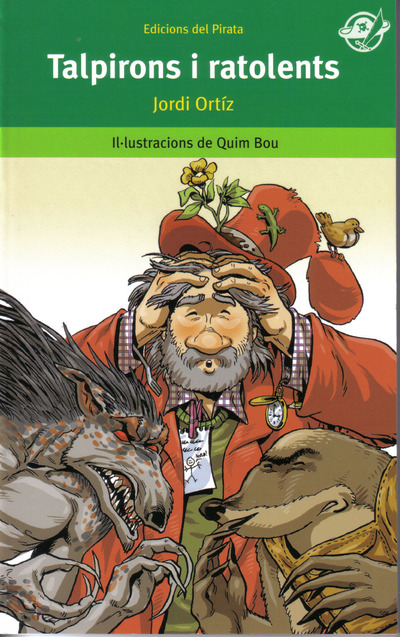Talpirons i ratolents «Llibre daventures per a 10 anys: Descobriu en Trafolari, un mag»