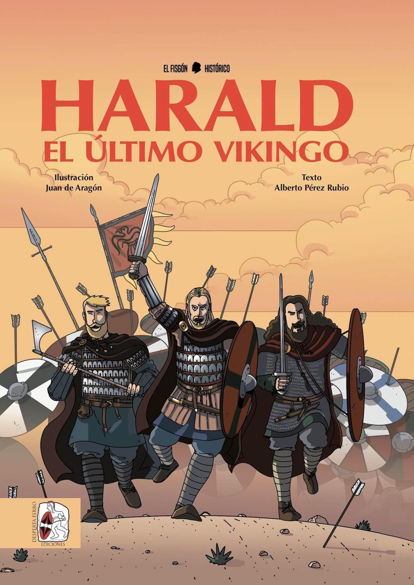 Harald   «El último vikingo»