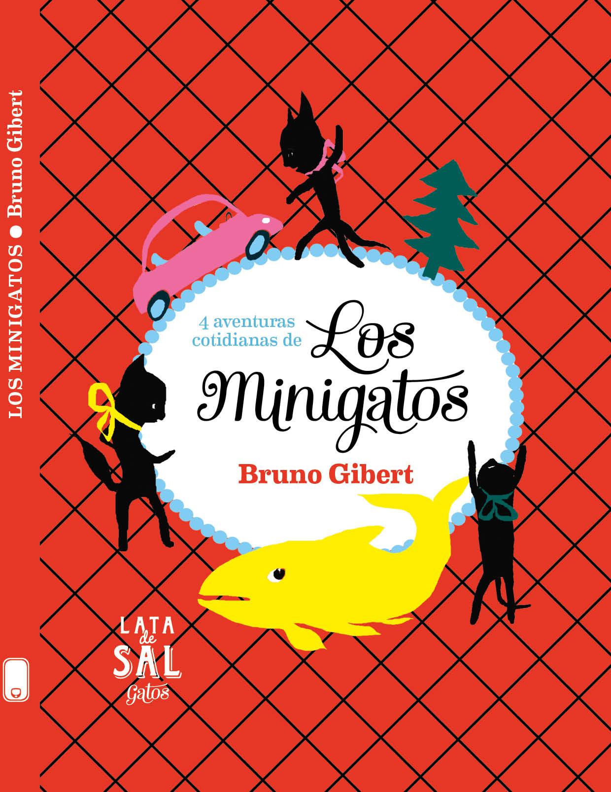 Los Minigatos   «4 aventuras cotidianas»
