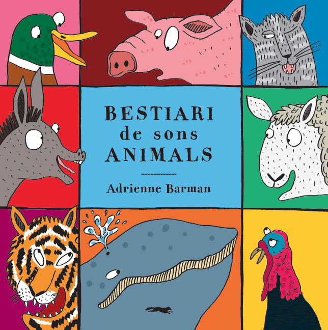 Bestiari de sons animals (9788494990434)