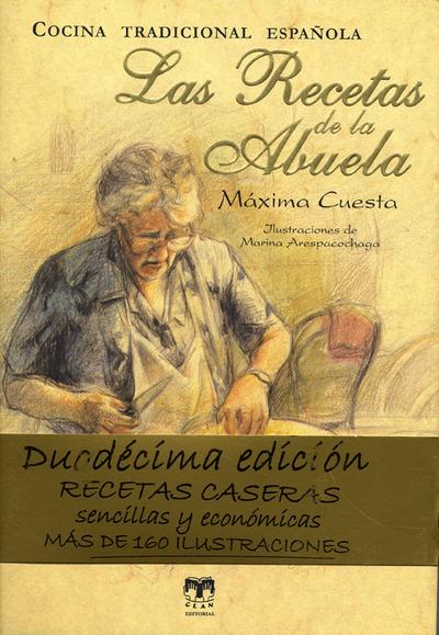 Las recetas de la Abuela   «Cocina tradicional Española»
