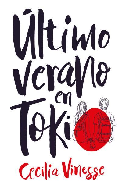 Resultado de imagen de Nuestro ultimo verano en Tokio, Cecilia Vinesse