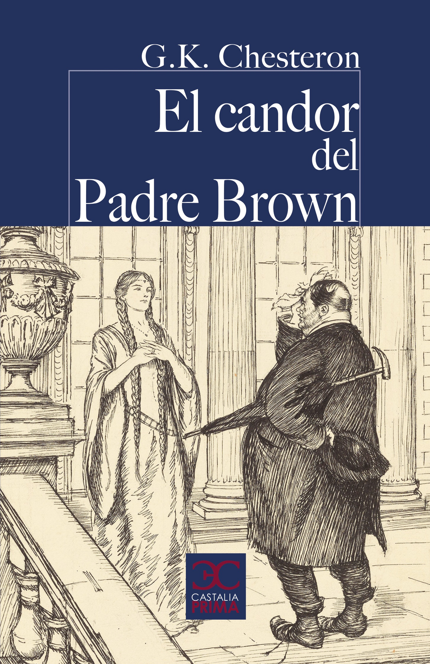 El candor del Padre Brown (9788497408523)