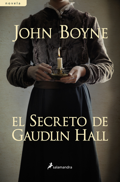 El secreto de Gaudlin Hall (9788498385779)