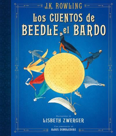 CUENTOS DE BEEDLE EL BARDO ILUSTRADO