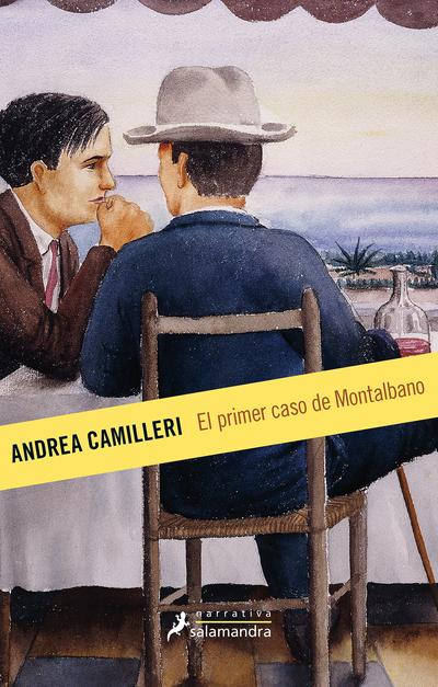 El primer caso de Montalbano   «Montalbano - Libro 11»