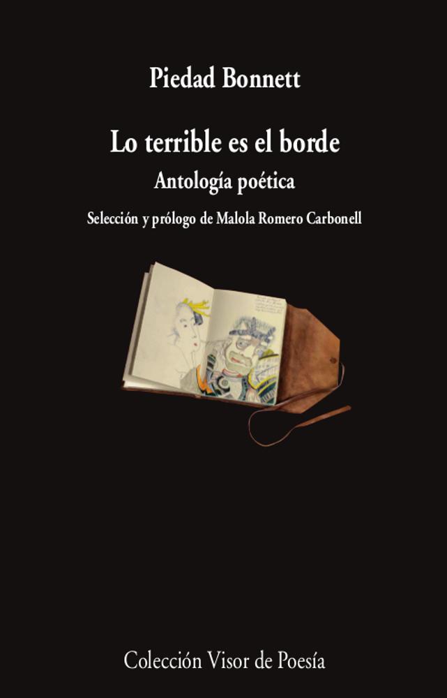Lo terrible es el borde   «Antología poética»