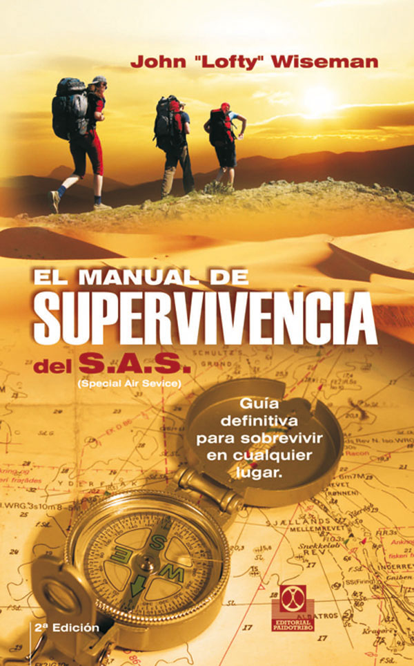 MANUAL DE SUPERVIVENCIA DEL SAS, EL (Color) (9788499100463)