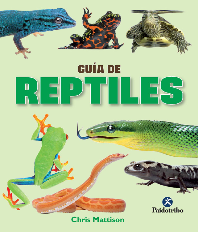 Guía de reptiles (Color) (9788499105390)
