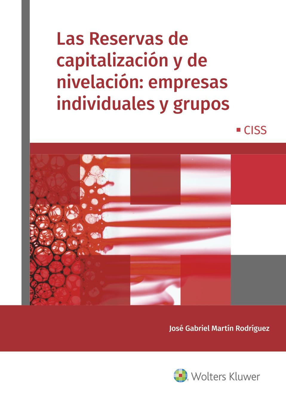 Las Reservas de capitalización y de nivelación: empresas individuales y grupos