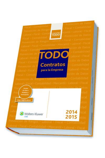 Todo contratos para la empresa 2014-2015