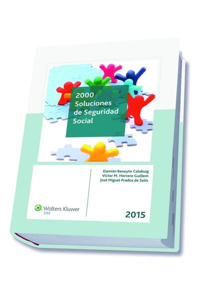 2000 soluciones de Seguridad Social 2015