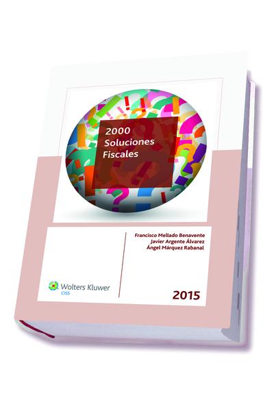 2000 soluciones fiscales 2015